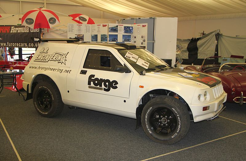 Detling Show Off Road On Road