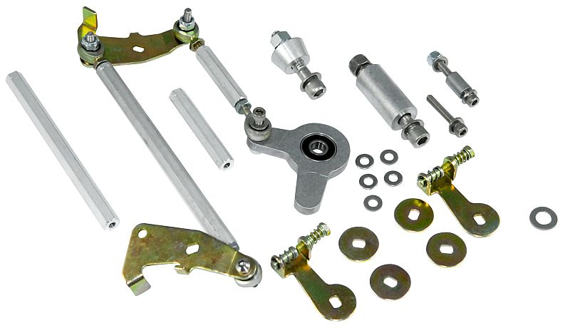 Ford V8 Linkage From Webcon