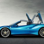 Ferrari F488 Coupe unveiled at recent Frankfurt Motor Show features a 3902cc turbocharged V8 engine delivering 670bhp!