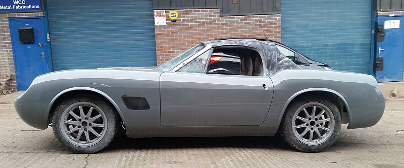 Bmw Z3 Based 2fifty Cal From Dna Automotive