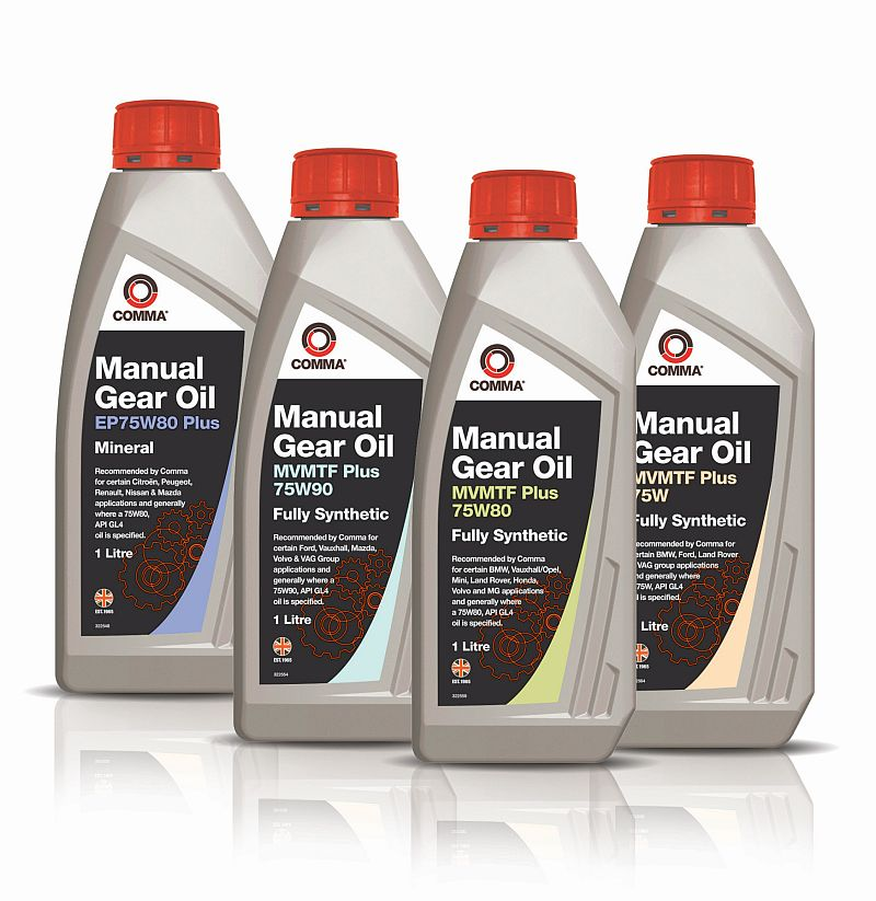 bab8bd1a4f6 NEW GEAR OIL FROM COMMA