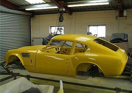 Le Mans Triumph Replica