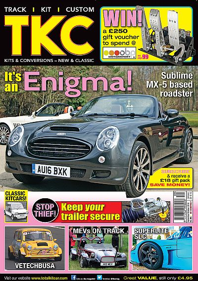 OUT NOW in good and no doubt bad newsagents and magazine outlets, mail order and ALL digital platforms.
