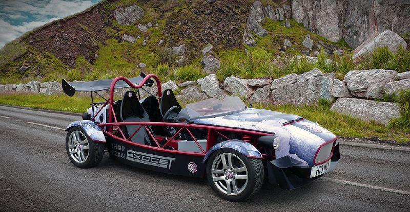 Steve Says - Really nice sports cars