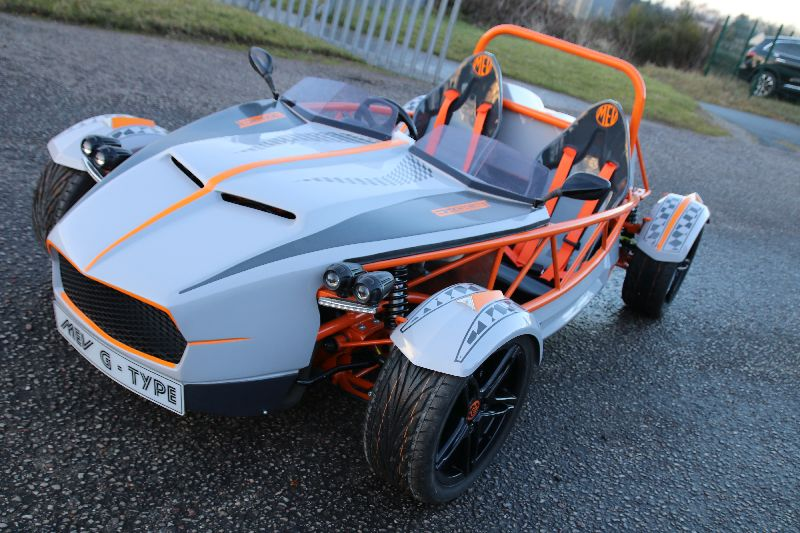 MEV BUILDS A BETTER MOUSETRAP - Cool kit cars